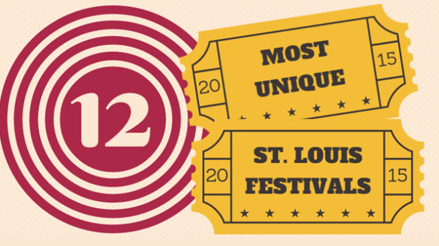 12 Most Unique St. Louis Festivals