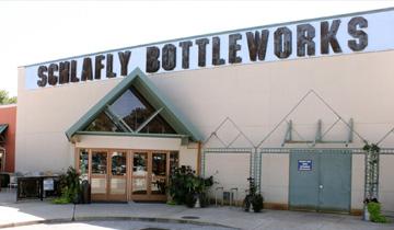 Schlafly Bottleworks Brewery St. Louis