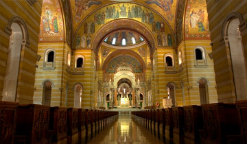 The Cathedral Basilica St. Louis