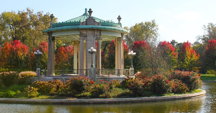 Forest Park St. Louis