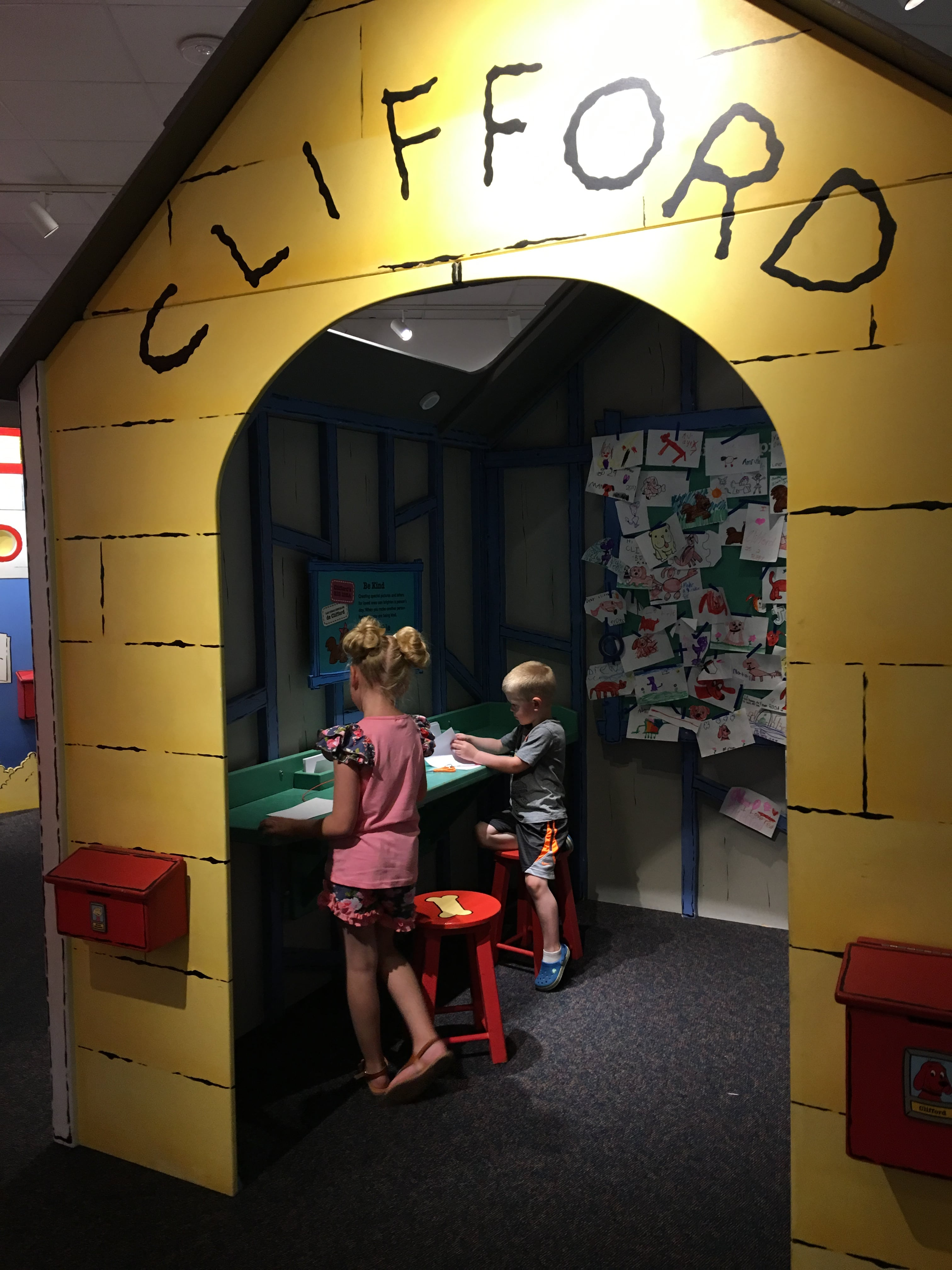 The Magic House, St. Louis Children's Museum