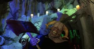 Creepyworld Haunted Screampark