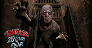 The Darkness Haunted House