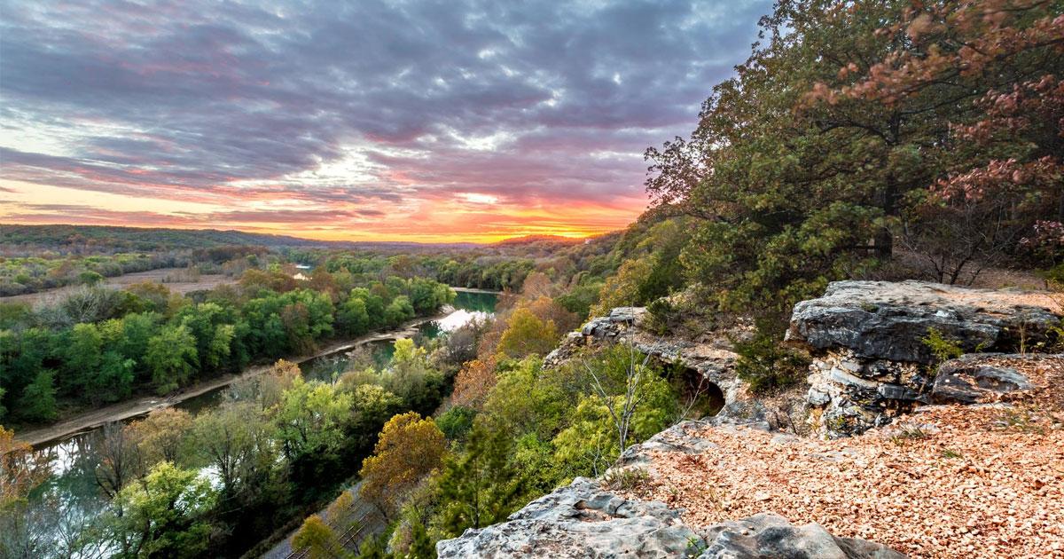 St. Louis area parks Castlewood State Park