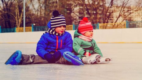 Ice Skating in St. Louis