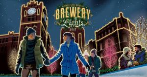 Anheuser-Busch Brewery Lights