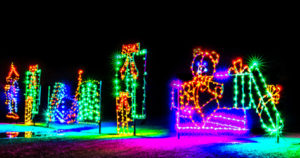 Magic of Lights at Gateway Motorsports Park