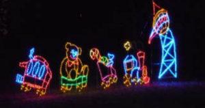 Winter Wonderland at Horner Park