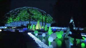 Garden Glow at the Missouri Botanical Garden