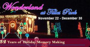 Winter Wonderland Tilles Park