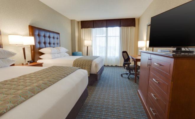 Drury Hotel Room