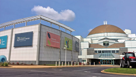 Science Center discount