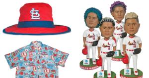 Cardinals Stadium Giveaways Braves