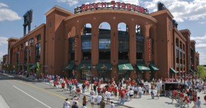 St. Louis Cardinals ballpark Busch Stadium