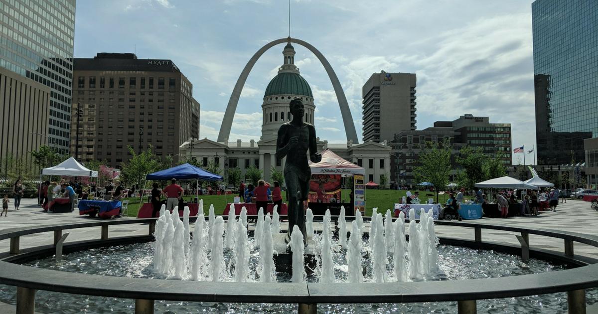 Kiener Plaza St. Louis
