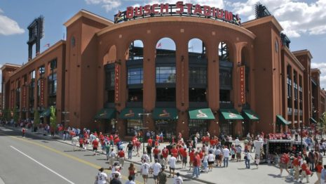 St. Louis Cardinals ballpark Busch Stadium