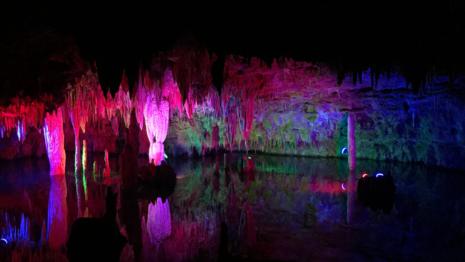 Day Trip to Meramec Caverns