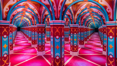 Mirror Maze Union Station discount