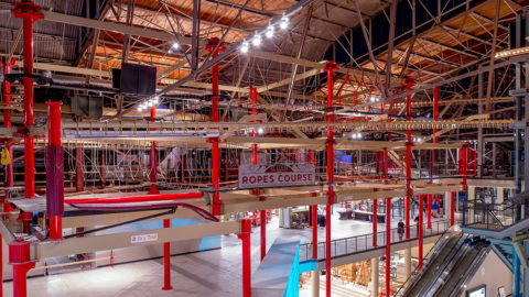 Union Station Ropes Course discount