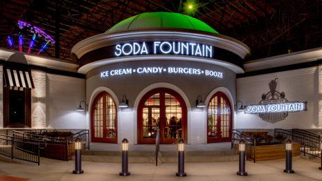 Union Station Soda Fountain discount