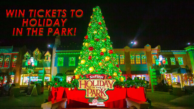 Holiday in the Park Six Flags St. Louis